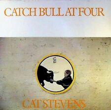 LP Cat Stevens - Catch Bull at Four - gereinigt - cleaned