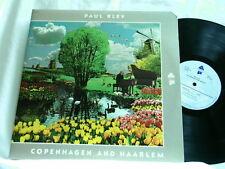 PAUL BLEY Copenhagen & Haarlem Kent Carter Barry Altschul 2 LP