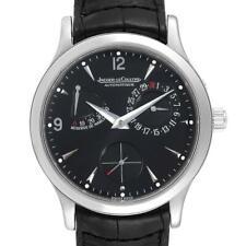 Jaeger Lecoultre Reserve De Marche Date Mens Watch 140.8.93.S