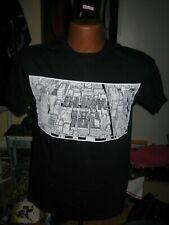 Blink 182 Neighborhoods 2011 Tour T-Shirt Adult Size S Concert New