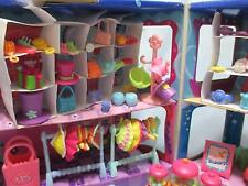 Littlest Pet Shop Lot Shopping MALL Food Accessories 10 RANDOM 100% Authentic