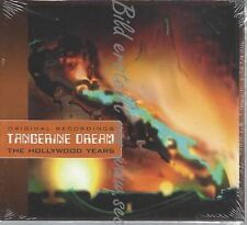 CD--TANGERINE DREAM--THE HOLLYWOOD YEARS VOL.