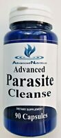 Advanced Parasite Cleanse DETOX Liver Colon Yeast Blood Natural Gluten Free