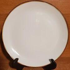 """Sango QUARRY WHITE Salad plate, 8"""", 4953, Excellent"""