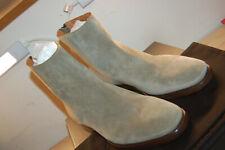 1c9ac4b0f4750 NIB FRYE Men's Wright Back Zip Light Grey 8.5 US M US $589 Boots Made In