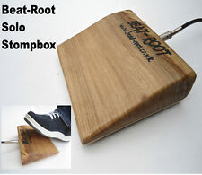 Beat Root StompBox, Tap Drum, Foot Percussion, Stomp Box, Foot Drum