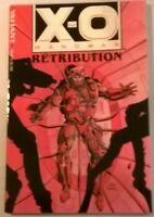 X-O MANOWAR Retribution (1993) Valiant Comics TPB FINE-
