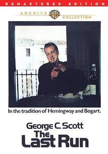 THE LAST RUN (1971 George C.Scott) - remastered Region Free DVD - Sealed