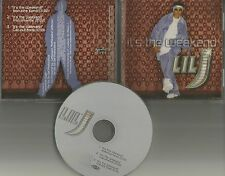 Young Jeezy LIL J & KANDI It's the Weekend INSTRUMENTAL PROMO Radio DJ CD Single