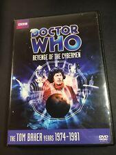 Doctor Who: Revenge of the Cybermen DVD, Story 79, Region-1 OOP