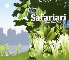 Safariari - Save New York [CD]