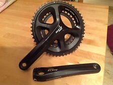 Hollowtech II Chainsets & Cranks for Road Bike Racing