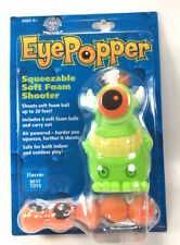New Hog Wild Scary Monster Eye Popper Shoots Foam Eye Balls up to 20 Feet!