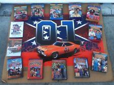 Dukes of Hazzard Complete Series Seasons 1 2 3 4 5 6 7 + Moonrunners Autographs