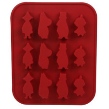 Moomin silicone ice  and chocolate mould