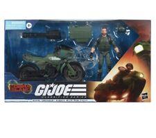 "GI G.I. Joe Classified Series Alvin ""Breaker"" Kibbey with RAM Cycle **IN HAND**"