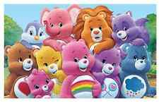 "Care Bear Cousins Iron On Transfer 4.25"" x 7"" for LIGHT Colored Fabric"