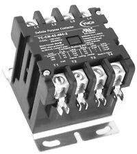 YuCo Definite Purpose Contactors 3-4P 30-60A Fits Siemens Furnas 42 Series