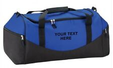 Personalised//UnPersonalised Quadra Spors//Dance//Gym//Luggage Bag// Holdall-110-Ltrs