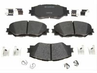 Front Brake Pad Set For 2006-2018 Toyota RAV4 2011 2010 2007 2008 2009 Q787GG