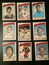 1976-77 OPC Colorado Rockies Team Set, (BV $ 26-27) MUST SEE!