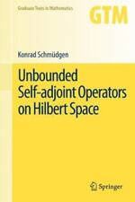 Unbounded Self-Adjoint Operators on Hilbert Space (Paperback or Softback)
