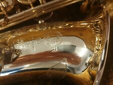 Selmer Alto Saxophone - Super Action 80 - ONE OWNER