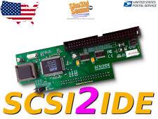 SCSI TO IDE Brücke Adapter-verbesserte Design-ACARD aec-7720u Ersatz