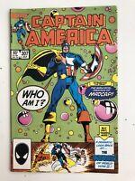 Captain America #307, First Madcap, NM