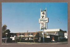 Vintage Postcard Unused Travel Lodge West Roswell New Mexico