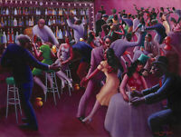 Archibald Motley : Nightlife : 1943 : Archival Quality Art Print