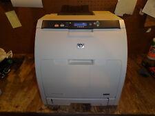 HP Color Laserjet 3600n 3600 Color Laser Printer **REFURBISHED** with toner