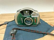 Rare Canon Elph Sport APS Point and Shoot Film Camera WATERPROOF 23mm