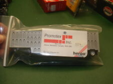 Promotex Herpa Livestock semi trailer silver 1/87 Ho scale model train railroad