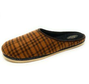 Hausschuhe Herren DDR Standard Pantoffeln Gästepantoffel Latschen Pantoletten
