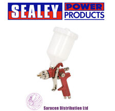 SEALEY HVLP GRAVITY FEED SPRAY GUN 1.3MM SET-UP - HVLP741