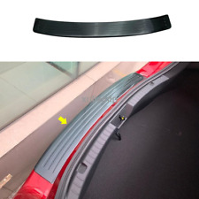 For 2019-2020 Mazda 3 Sedan stainless Carbon Fiber Outer Rear Sill Guard Cover