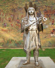 Внешний вид - Native American Indian CHIEF CORNSTALK Glossy 8x10 Photo Shawnee Statue Print