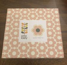 Orla Kiely Ceramic Trinket Tray - Petal / Pastel Pink