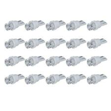 20PCS T10 DC 12V Voiture LED blanche 194 168 2825 SMD W5W Cale