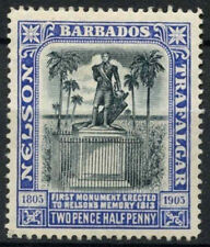 Barbados Postage Stamps
