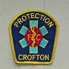 FCC Protection Crofton BC Patch