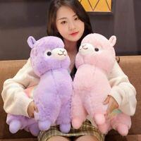 Lovely Japanese Alpacasso Soft Toy Doll Kawaii Sheep Alpaca Plush Stuffed Animal