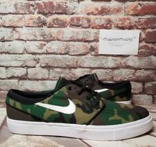 Nike SB Zoom Stefan Janoski Canvas Camo 615957-901 Men's Shoes Size 11.5 NEW