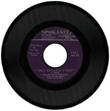 """Baby Jane y el Rock-a-Byes """"la mitad de la calle desierta"""" Soul del norte"""