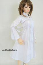 1/3 bjd doll clothes outfits white Dress Iplehouse SID Feeple 65 female #SEN-81