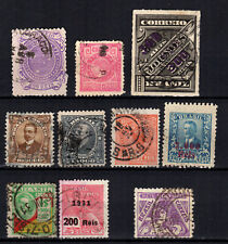 NICE SELECTION OF OLD BRAZIL   USED    (1607114)