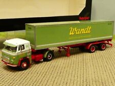 Herpa 026000 Scania Lb76 Sz Wandt H0