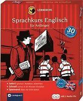 Compact Lernkrimi-Sprachkurs Englisch. Spannend Sprachen... | Buch | Zustand gut