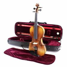4/4 Size Violin, Koda HDV41 High Grade Violin with Case, Bow and Rosin